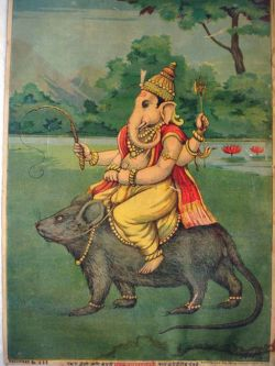 512px-Ganesh_on_his_vahana,_a_mouse_or_rat