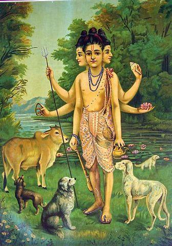336px-Ravi_Varma-Dattatreya